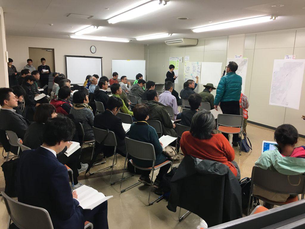 第16回情報共有会議が行われました。